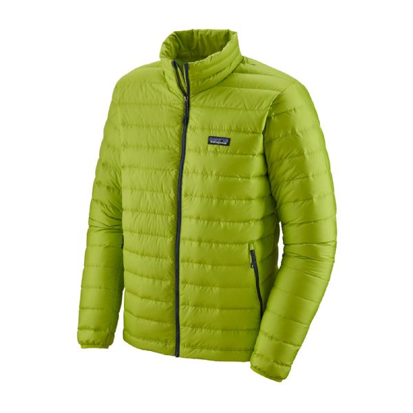 Patagonia Men's Down Sweater Pepergrass Green